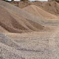 Gravel Stockpiles