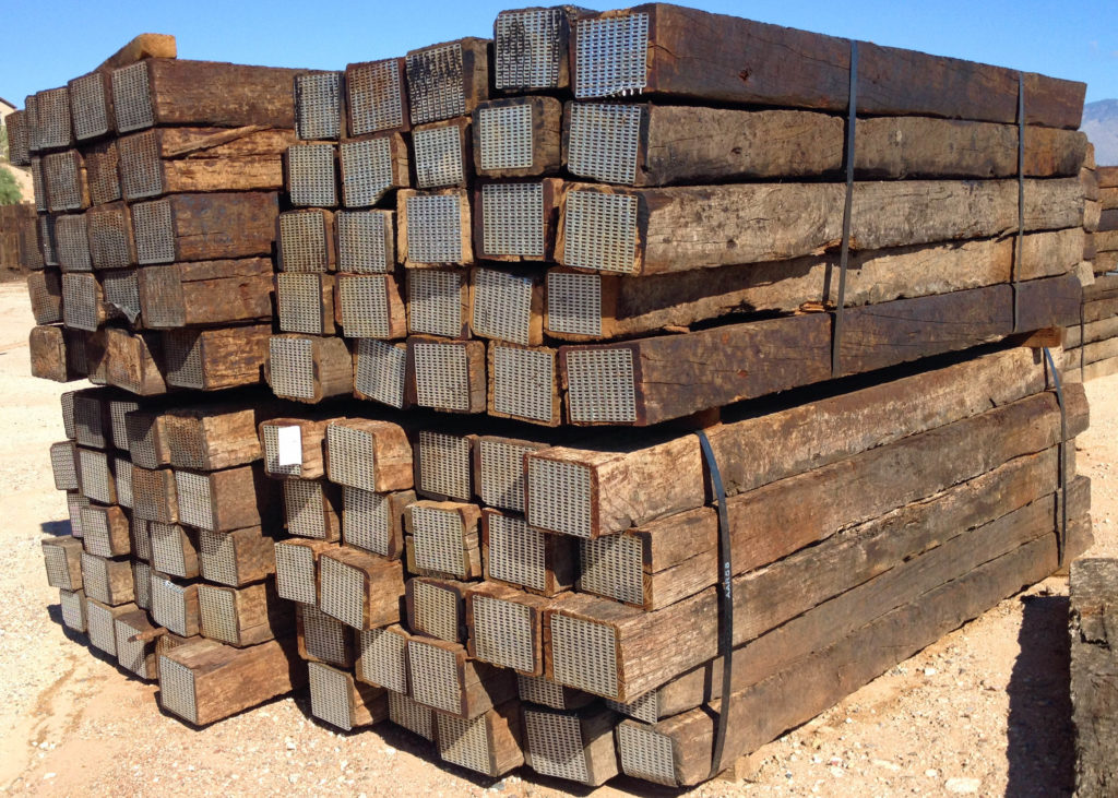 For Railroad Ties And Russian 39