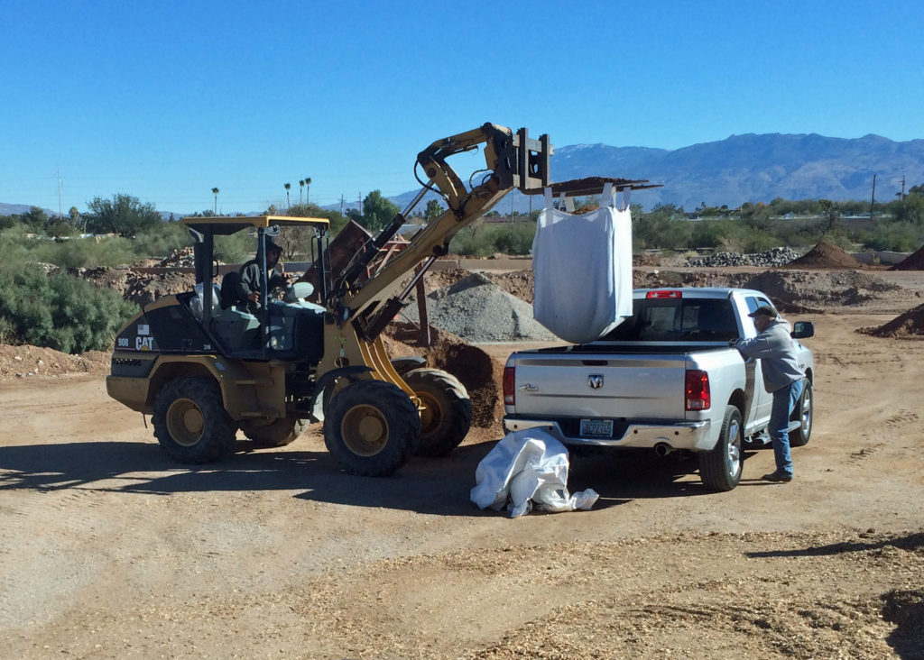 Bulk Bag Acme Sand Amp Gravel