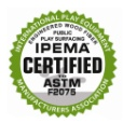 IPEMA Certified ASTM F-2075