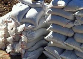 Pallet-Sandbags