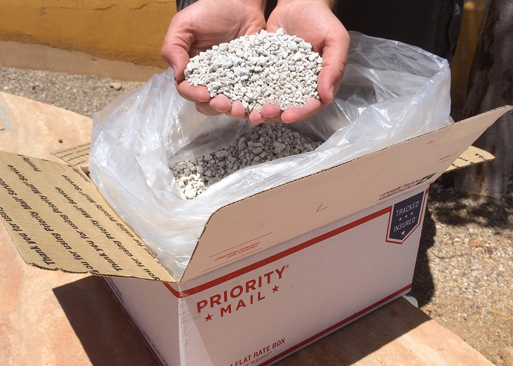 Horticultural Pumice Acme Sand Gravel