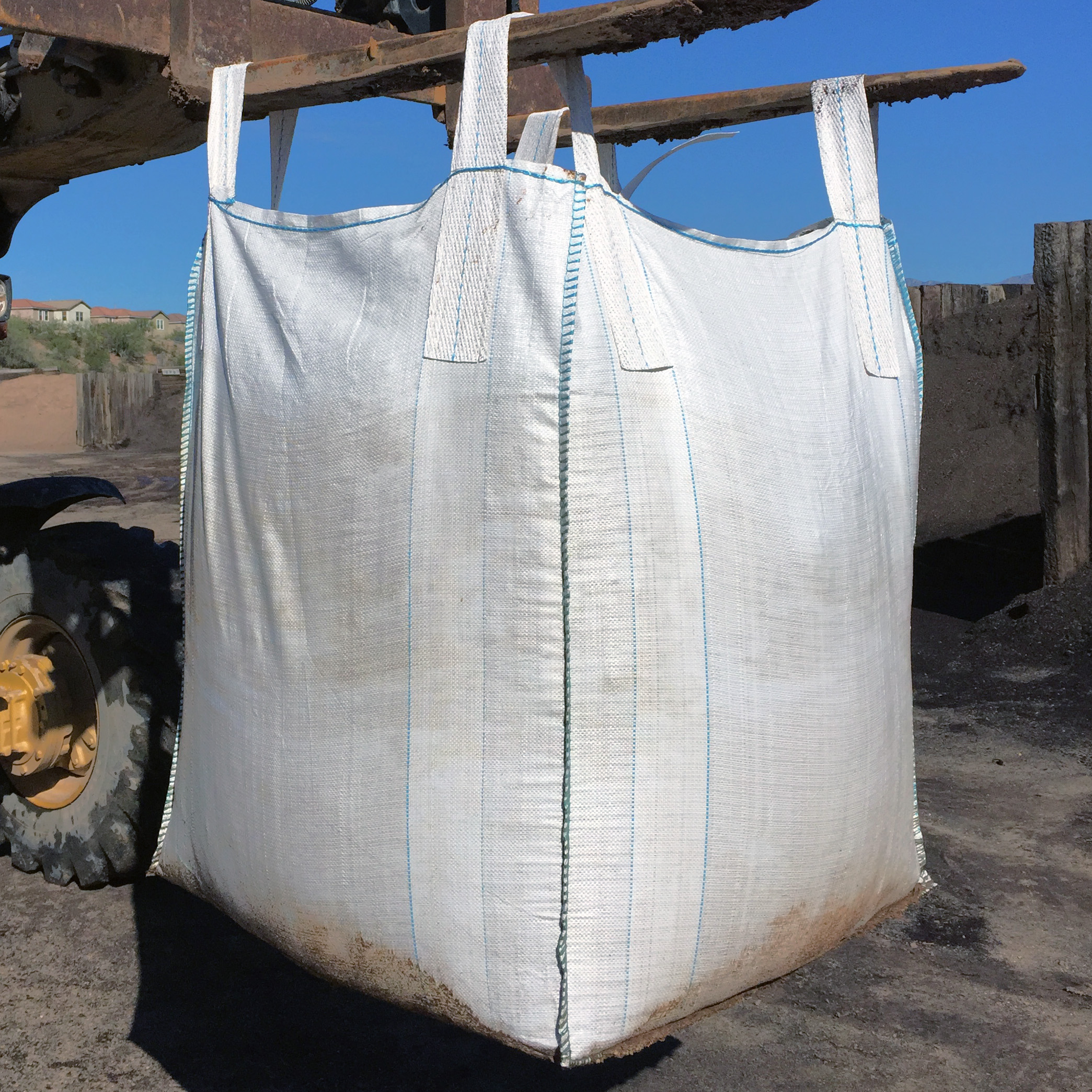 Water Totes Cubic Yard 15