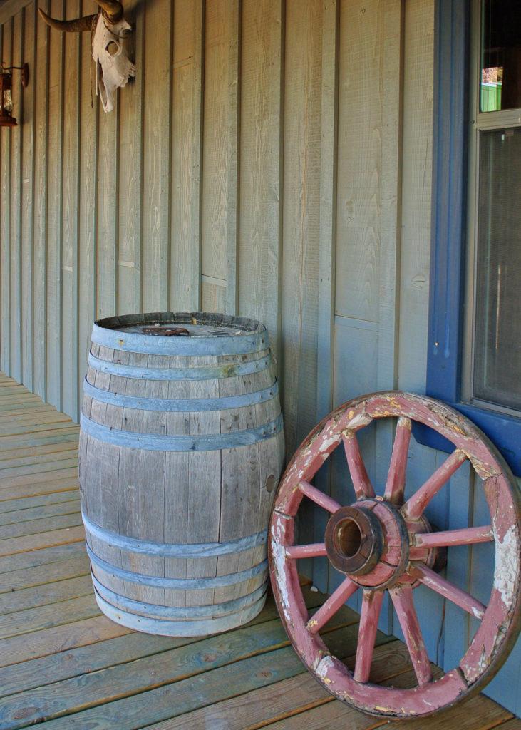Wine Barrel-French Oak