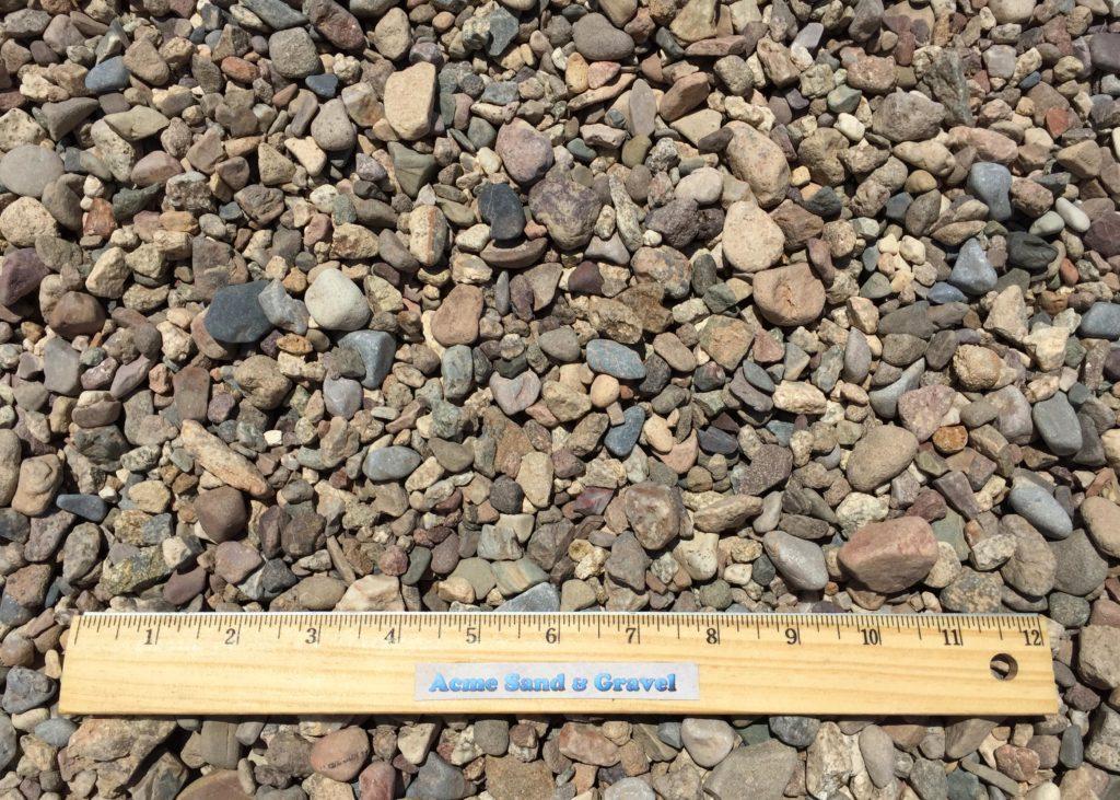 "3801TUMB 3/8""- 1"" Tumbled Rock"