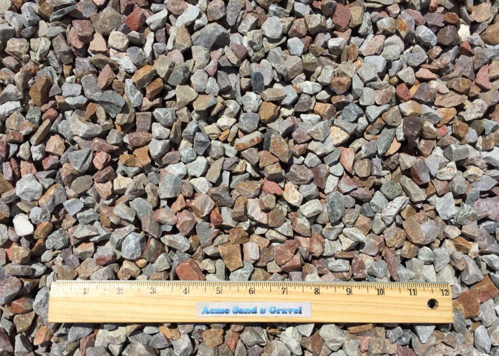 """75FRAC 3/4"""" Fractured Rock"""