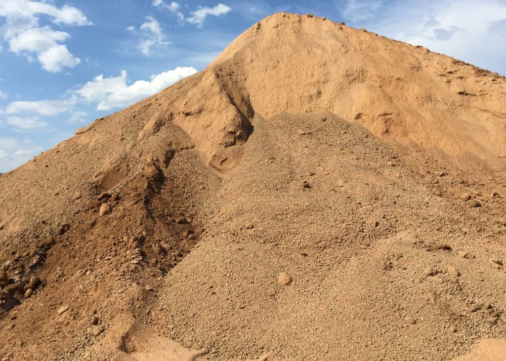 CLAYTS-Clay Topsoil stockpile
