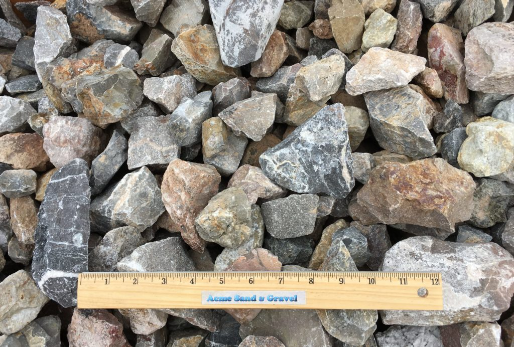 "3"" -5"" Track-out Rock"