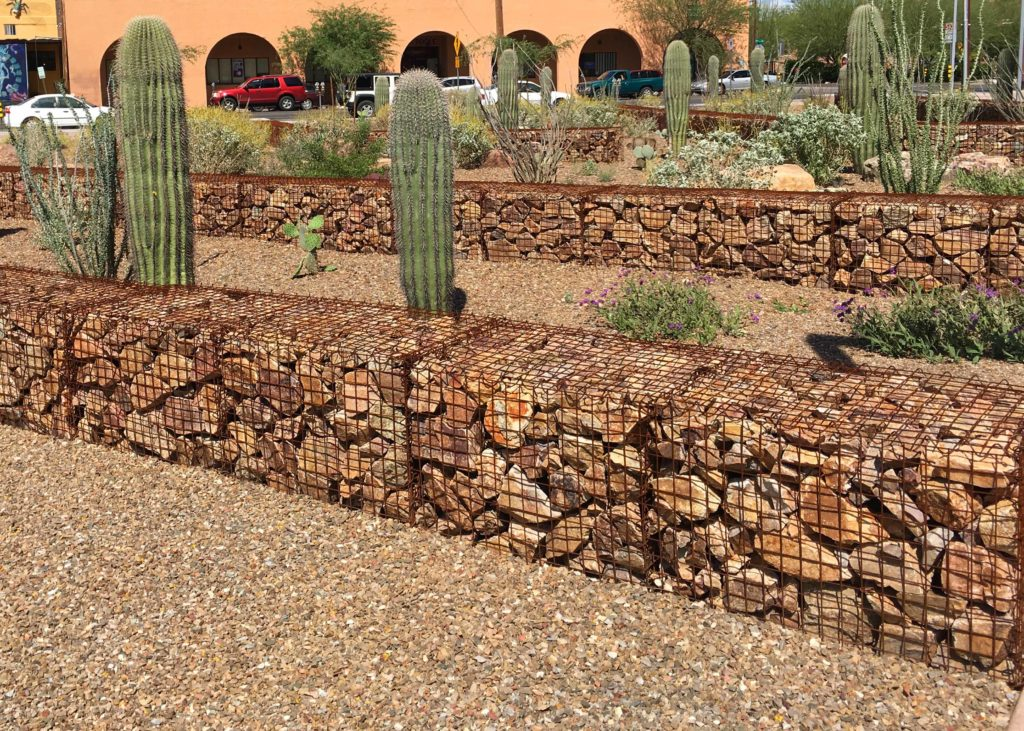 Gabion Baskets Acme Sand Amp Gravel