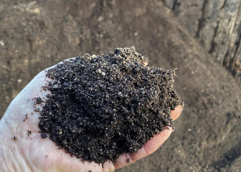 Lawn Soil Acme Sand Gravel
